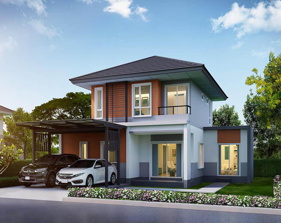 โครงการบ้านเดี่ยว บ้านจัดสรร อณาสิริ มะลิวัลย์ (Anasiri Maliwan)