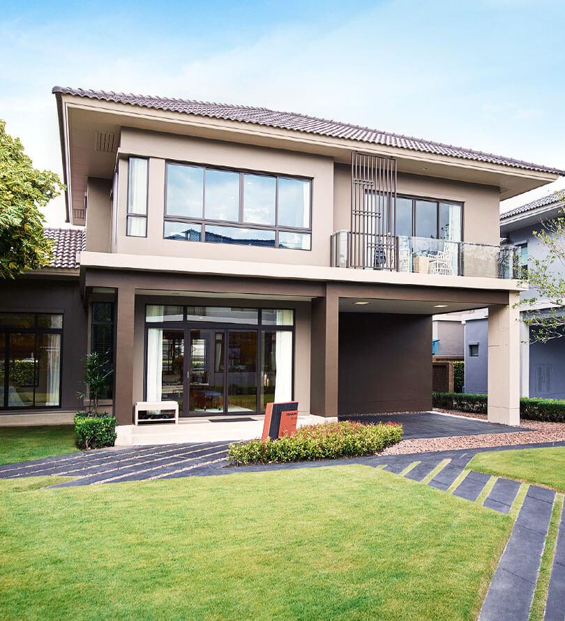 โครงการบ้านเดี่ยว บ้านจัดสรร บุราสิริ บึงหนองโคตร ขอนแก่น (Burasiri Bueng Nong Kot Khonkaen)
