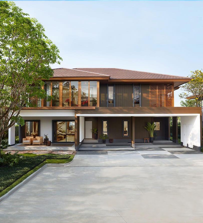 โครงการบ้านเดี่ยว บ้านจัดสรร บุราสิริ พัฒนาการ (Burasiri Pattanakarn)