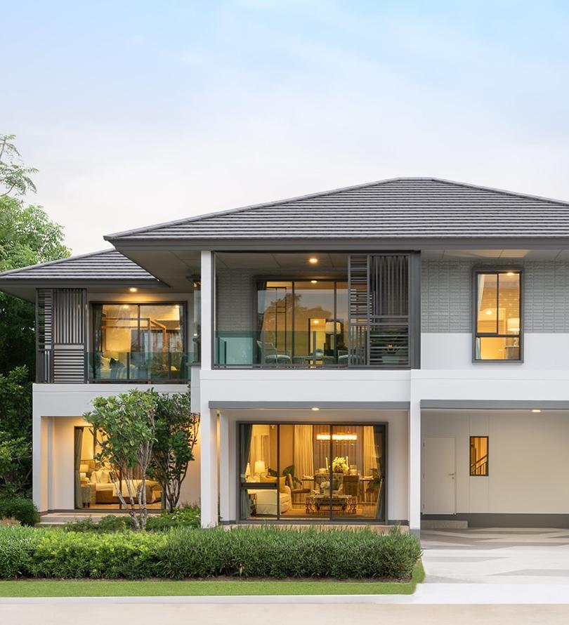 โครงการบ้านเดี่ยว บ้านจัดสรร บุราสิริ วัชรพล (Burasiri Watcharapol)