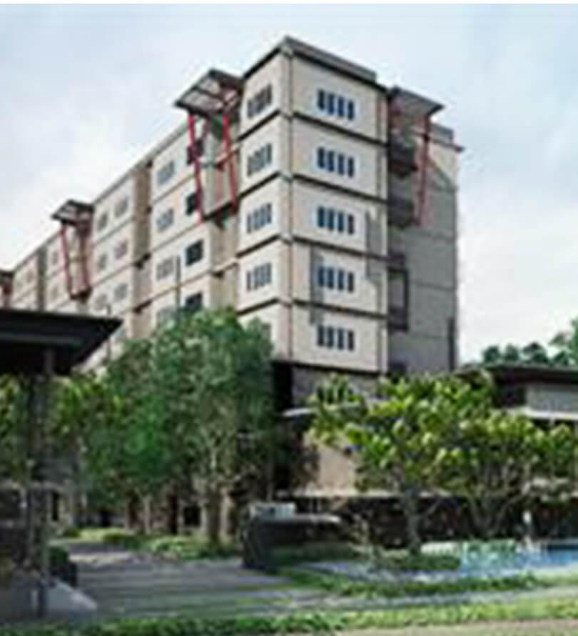 โครงการคอนโดมิเนียม ดีคอนโด จรัญฯ - บางขุนนนท์ (dcondo Charan - Bangkhunnon)