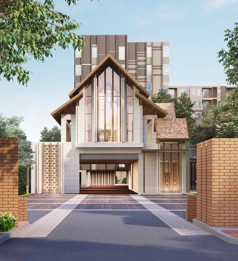โครงการคอนโดมิเนียม ดีคอนโด ริน เชียงใหม่ (dcondo rin Chiang Mai)
