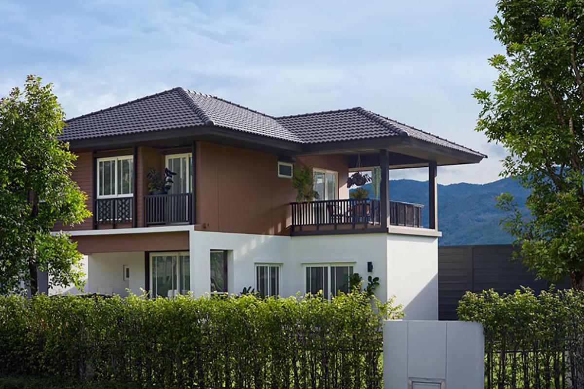แบบบ้านสวย แบบบ้านสไตล์รีสอร์ท เฮือนบุรา แบบบ้านเพื่อผู้สูงอายุ
