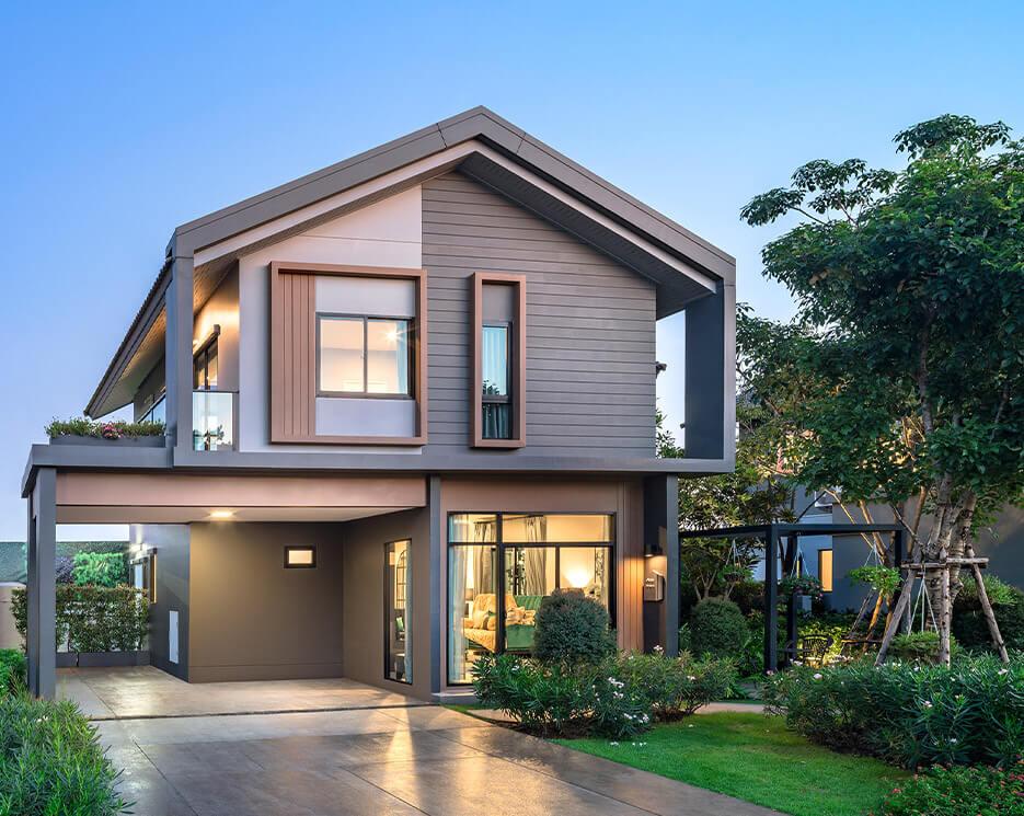 โครงการบ้านเดี่ยว บ้านจัดสรร คณาสิริ ราชพฤกษ์ - 346 (Kanasiri Ratchaphruek - 346)