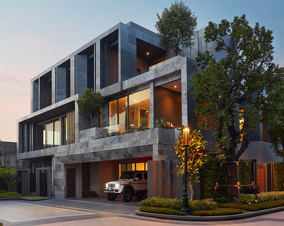 โครงการบ้านเดี่ยว บ้านจัดสรร บูก้าน โยธินพัฒนา (BuGaan Yothinpattana)