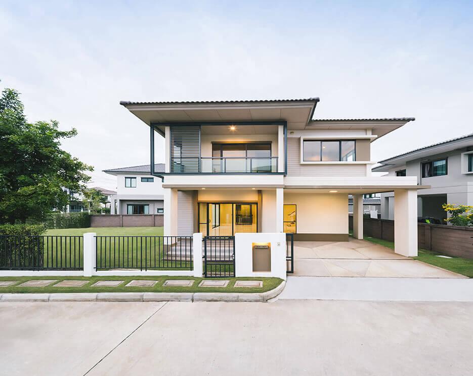 โครงการบ้านเดี่ยว บ้านจัดสรร สราญสิริ ติวานนท์ - แจ้งวัฒนะ 2 (Saransiri Tiwanon - Chaengwattana 2)