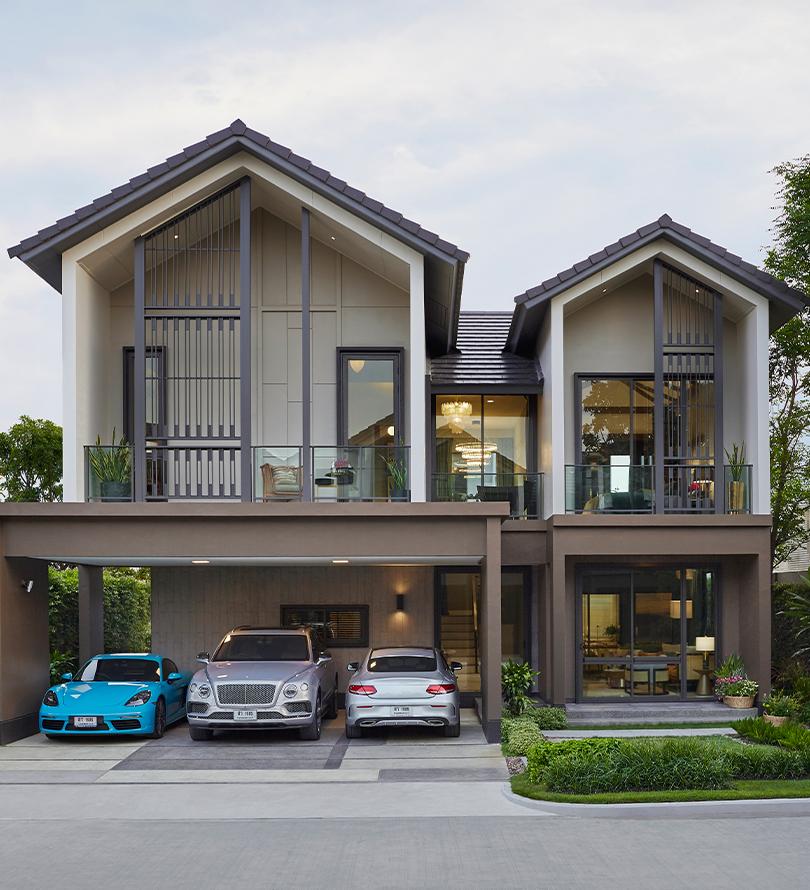 โครงการบ้านเดี่ยว บ้านจัดสรร เศรษฐสิริ จรัญฯ - ปิ่นเกล้า 2 (Setthasiri Charan - Pinklao 2)