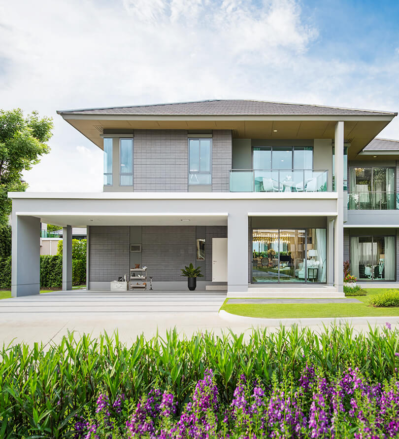 บ้านเดี่ยว เศรษฐสิริ ปิ่นเกล้า - กาญจนาฯ