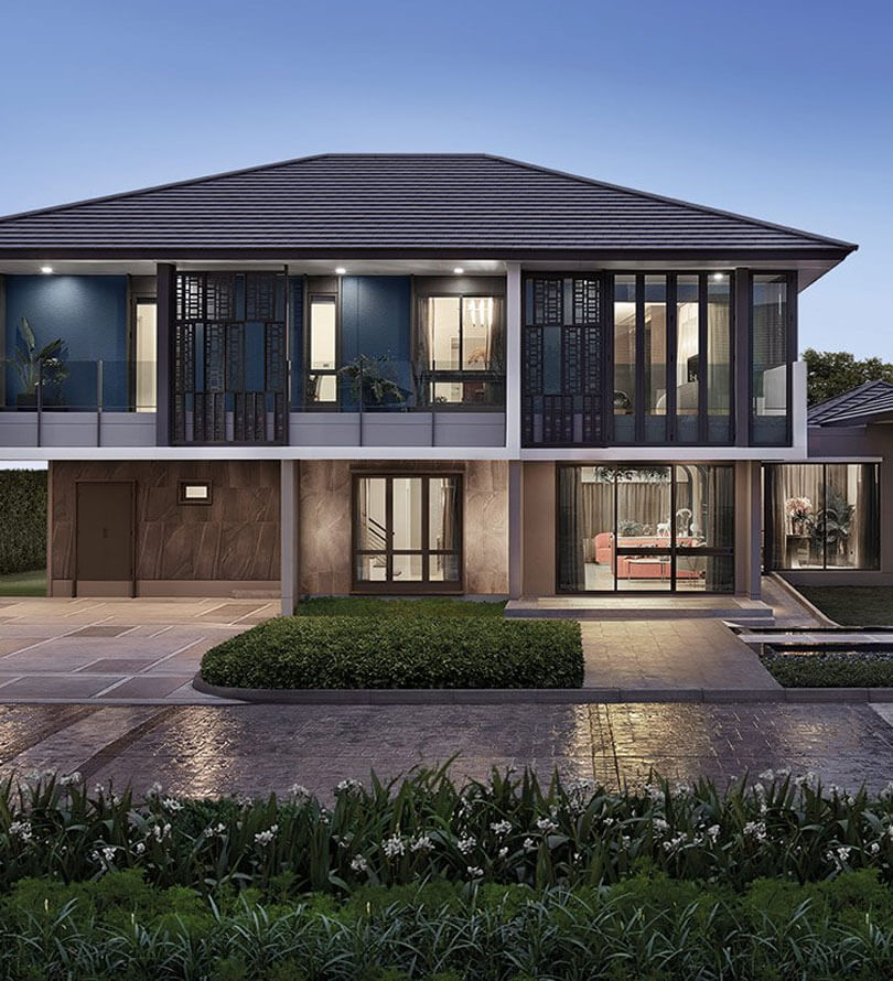 โครงการบ้านเดี่ยว บ้านจัดสรร เศรษฐสิริ ทวีวัฒนา (Setthasiri Thawiwatthana)