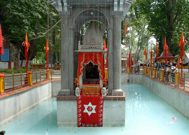 Image result for Khir Bhawani Asthapan (Devibal) Anantnag