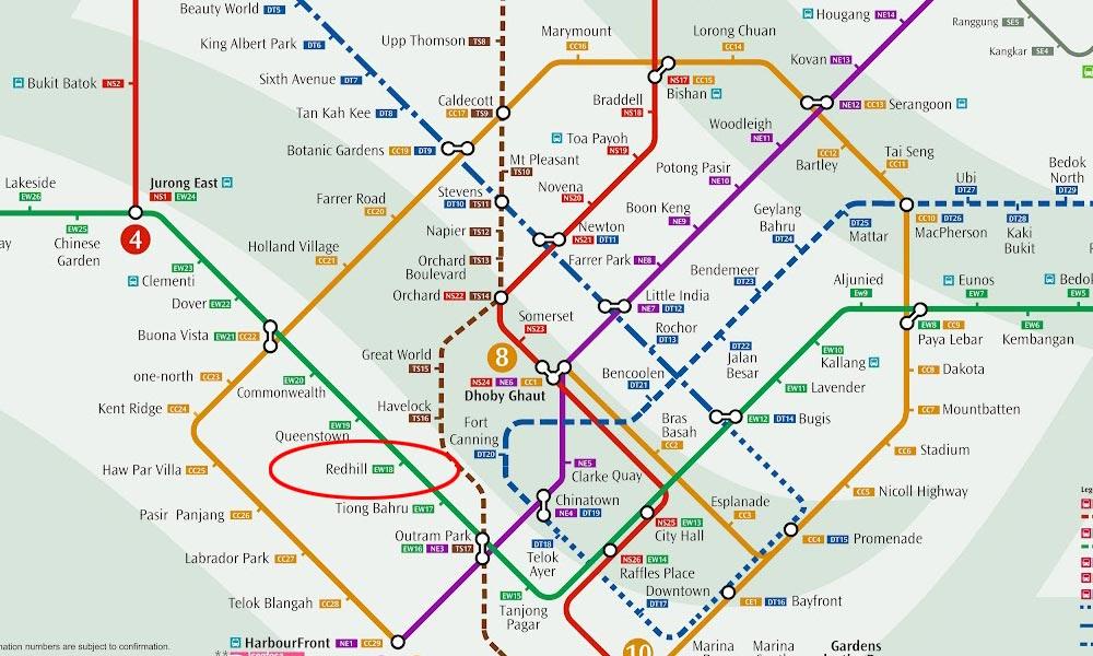 Redhill MRT