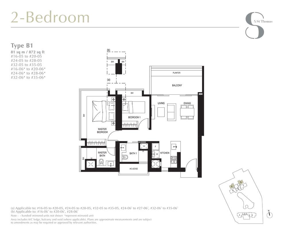 8 St Thomas-Brochure-Floorplan-6