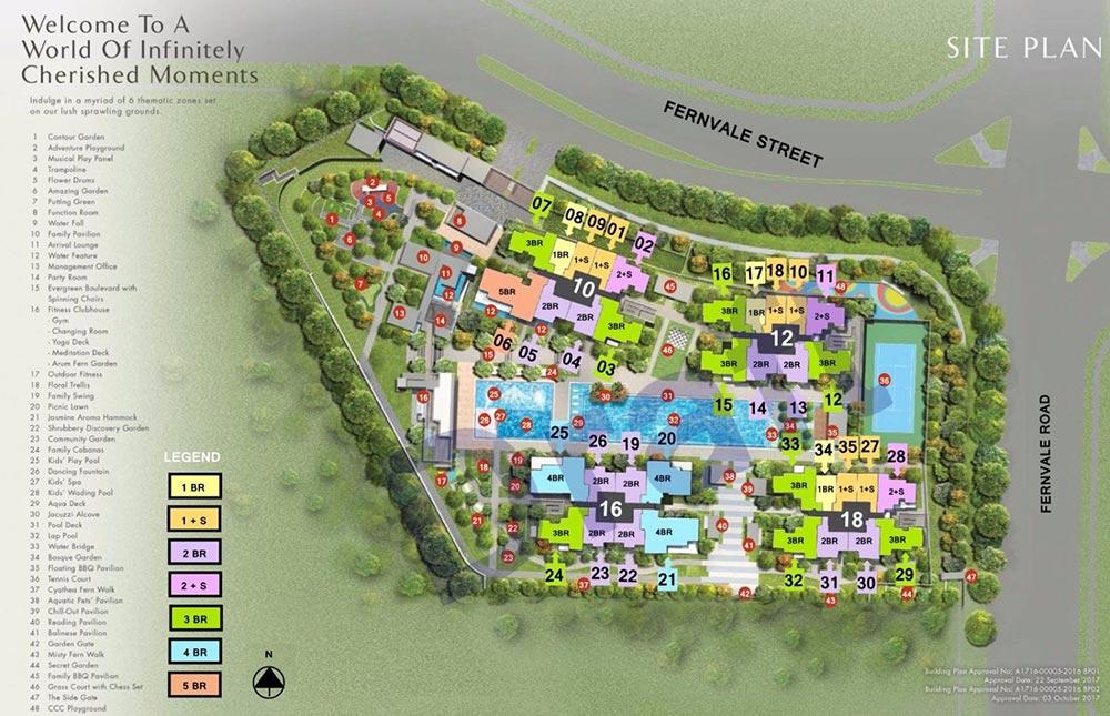 Parc-Botannia-Siteplan