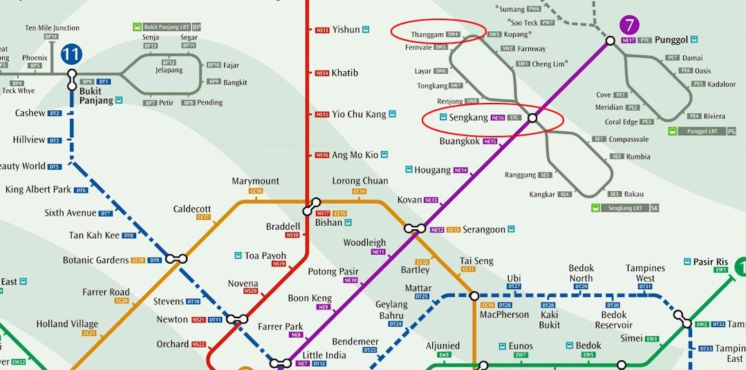 Sengkang-MRT
