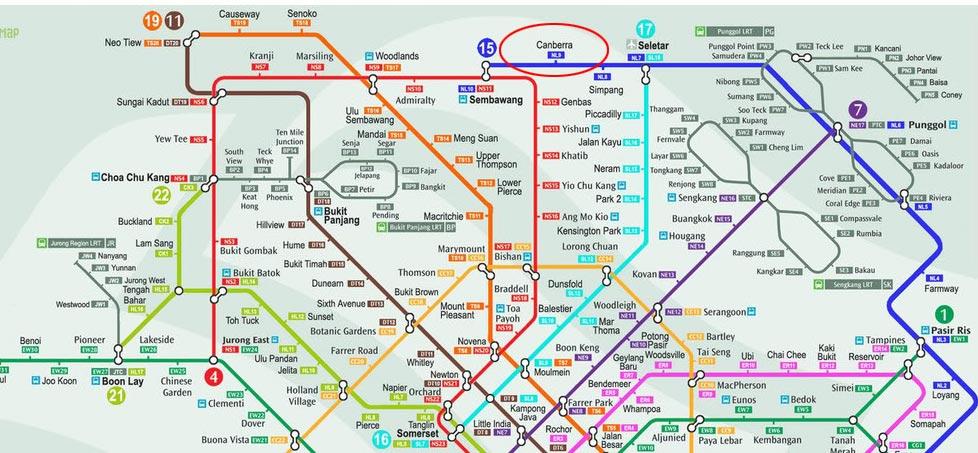Canberra-MRT