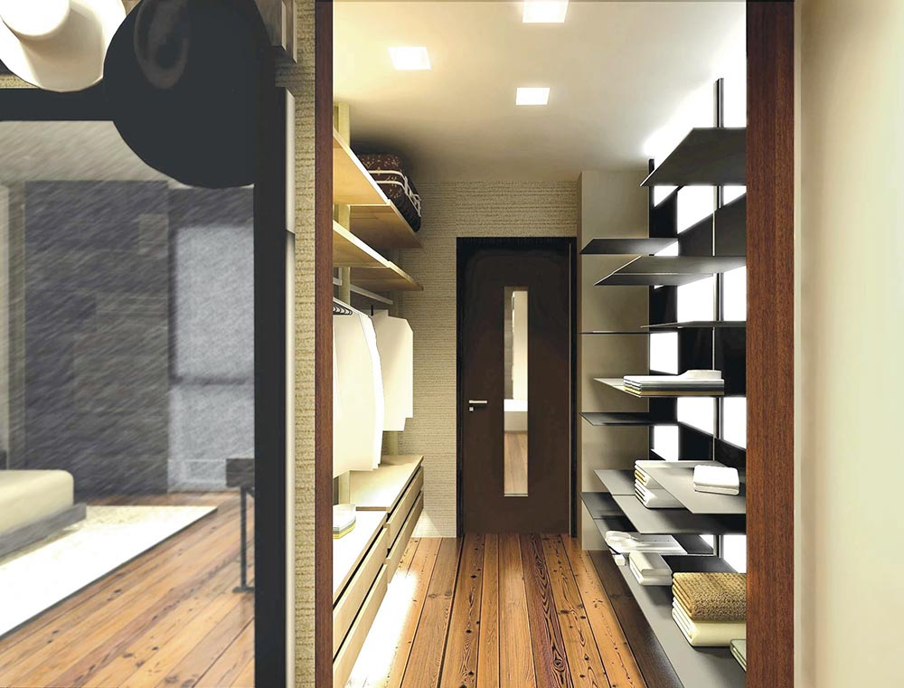 Chancery Hill Villas - Wardrobe