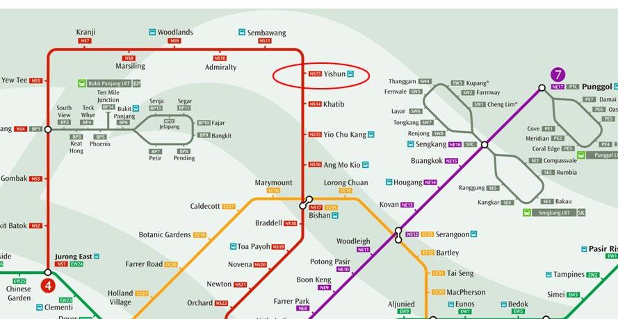 Yishun MRT