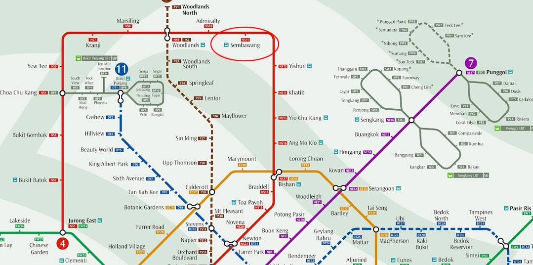 Sembawang MRT