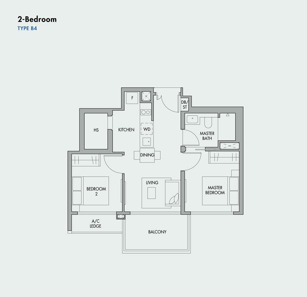 The-Tre-Ver-Floorplan