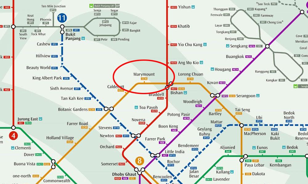 MRT-Marymount