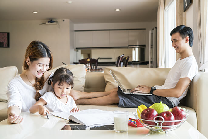 Resale Flat or BTO: Decide on Living Space