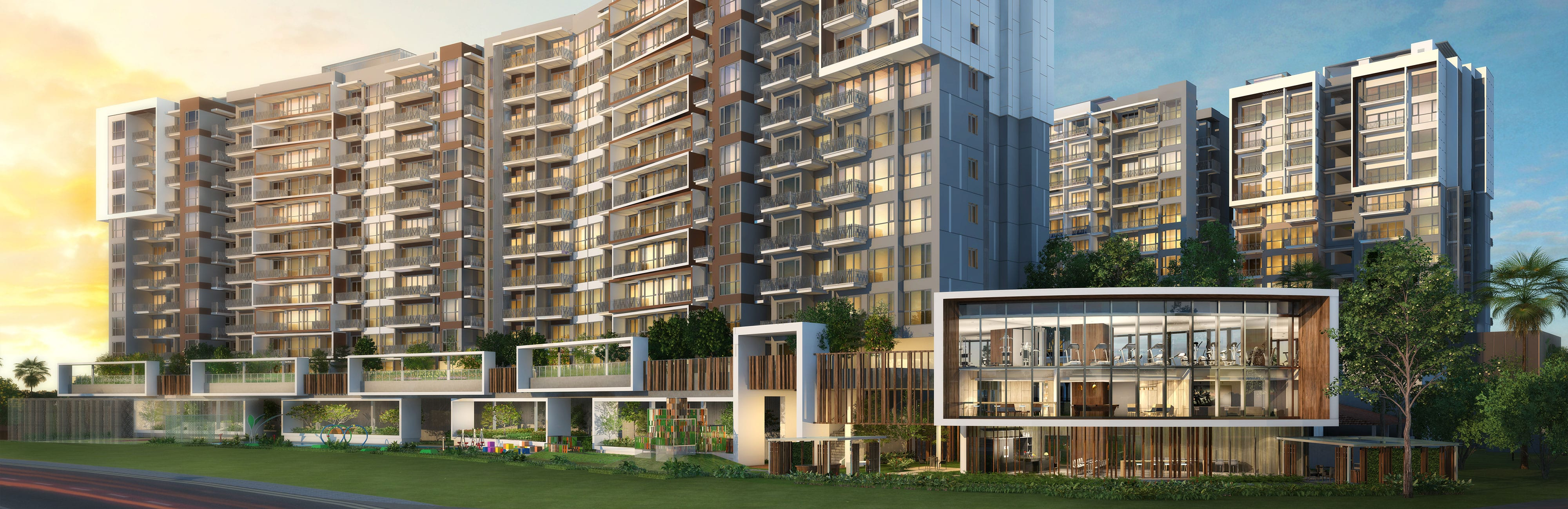 Ohmyhome New Launch Condo Parksuites Holland Grove Logo