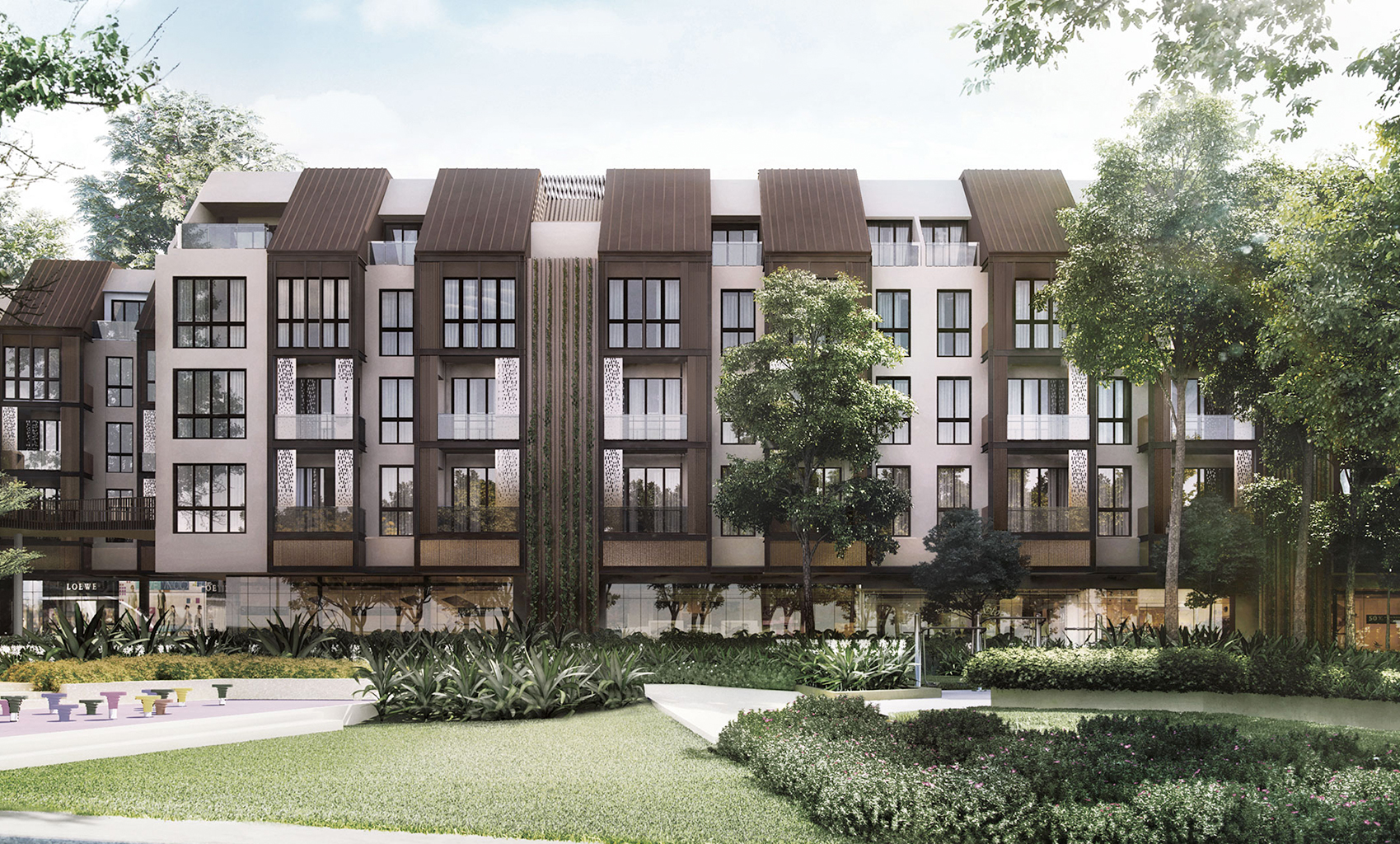 Ohmyhome New Launch Condo Parksuites Holland Grove