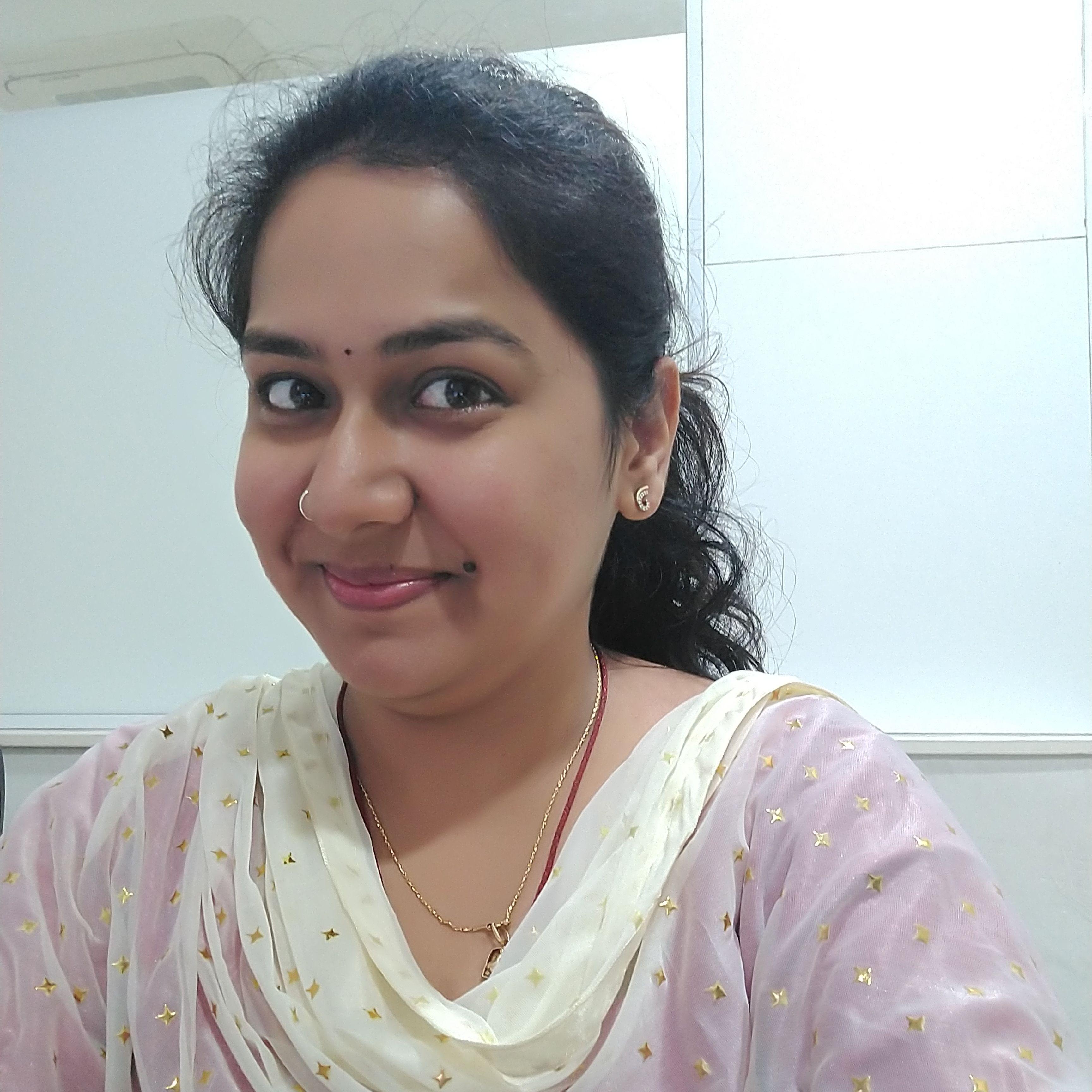 Anukampa Sharma