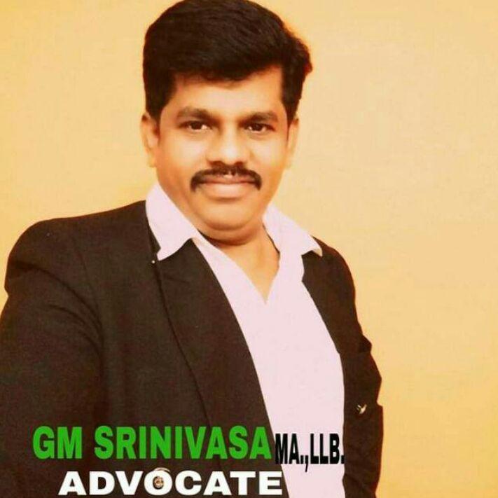 G M Srinivasa