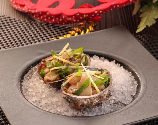ava hotel panorama - - abalone carpaccio - okibook hong kong and macau restaurant buffet booking1