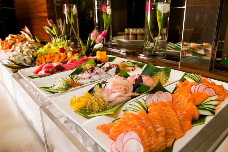 Corner 18 L'hotel Causeway Bay 如心銅鑼灣海景酒店 - OKiBook Hong Kong Restaurant Booking 自助餐預訂香 1