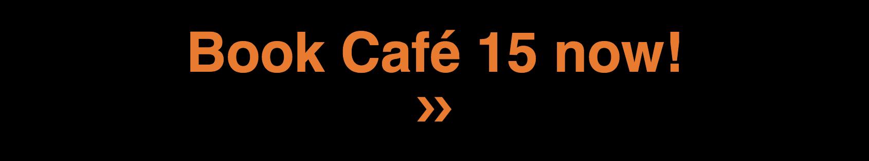 Book Café 15 Camlux Hotel- 君立咖啡室 - OKiBook Hong Kong Restaurant Booking