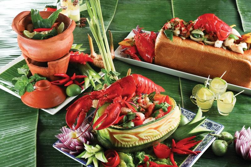 Cafe Aficionado Regal Airport Hotel 藝廊咖啡室 - 富豪機場酒店 - OKiBook Hong Kong and Macau Restaurant Buffet booking 餐廳和自助餐預訂香港和澳門 - Lobster meetsThai Buffet 2
