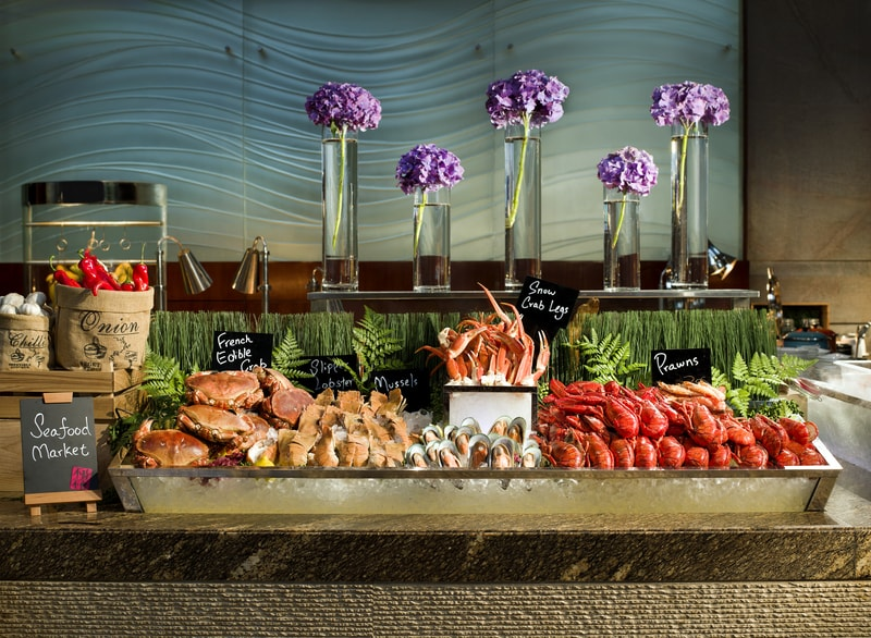 Garden Cafe Conrad Hong Kong 咖啡園 - 港麗酒店 OKiBook Restaurant Booking 1
