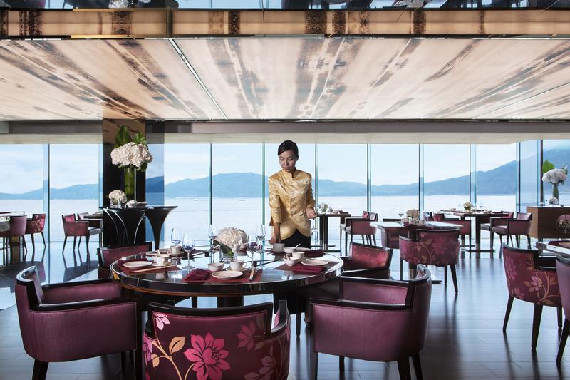Man Ho Chinese Restaurant Marriott SkyCity 萬豪中菜廳 - 香港天際萬豪酒店 - OKiBook Hong Kong and Macau Restaurant Buffet booking 餐廳和自助餐預訂香港和澳門 Spring Specials
