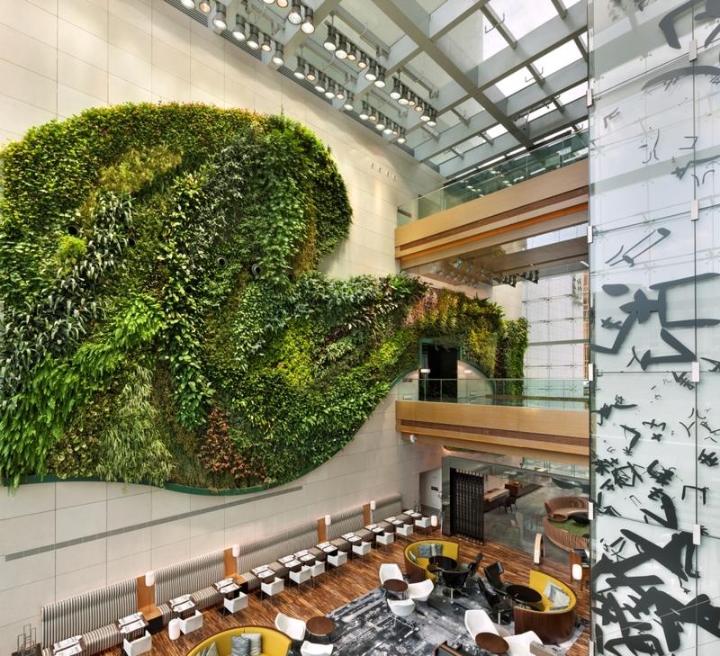 GREEN - Hotel ICON- 唯港薈 - OKiBook Hong Kong and Macau Restaurant Buffet booking 餐廳和自助餐預訂香港和澳門 - Easter