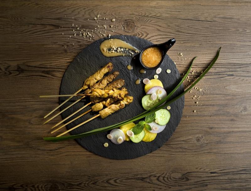 Satay Inn 沙嗲軒 - 皇家太平洋酒店 - Royal Pacific Hotel - OKiBook Hong Kong Restaurant Buffet booking 自助餐預訂香港 - Satay