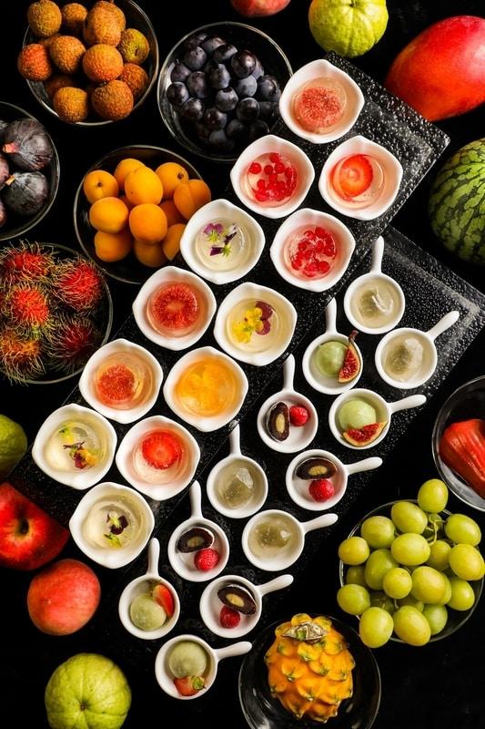forte - L'hotel élan forte - 如心艾朗酒店 - OKiBook Hong Kong and Macau  Restaurant Buffet booking 餐廳和自助餐預訂香港和澳門 - Fruit desserts_R