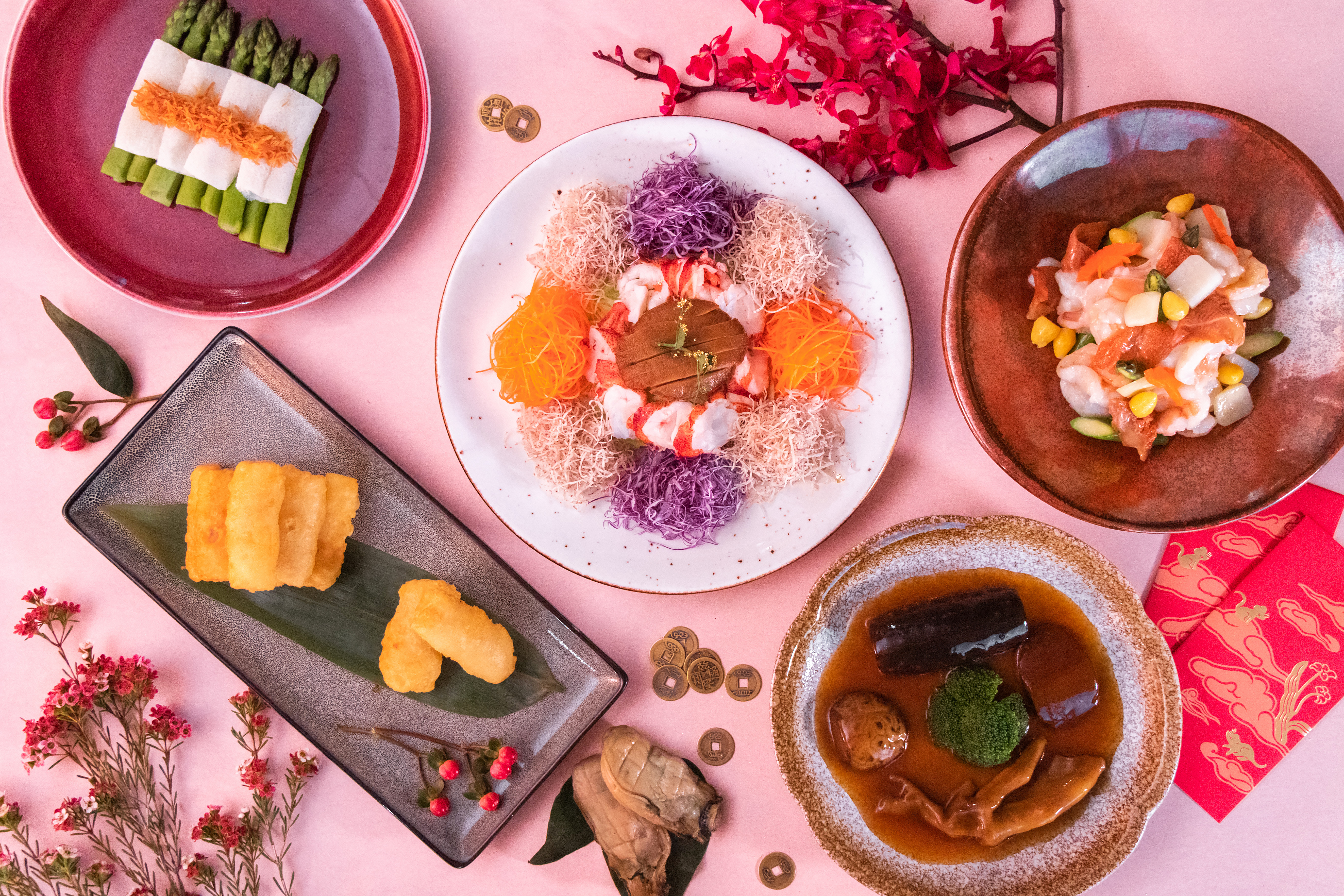 Chinese New Year Specialties at Above & Beyond 1
