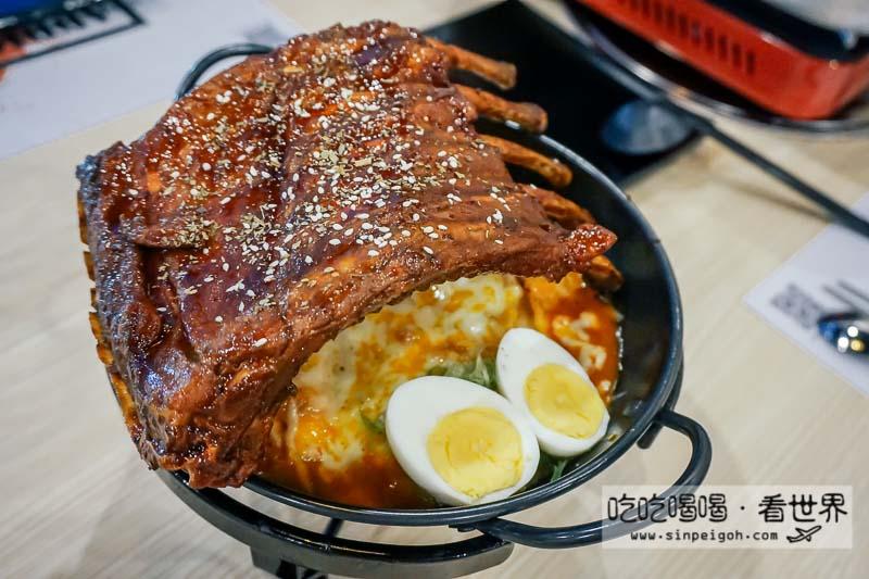 Omaya 熊掌芝士年糕鍋