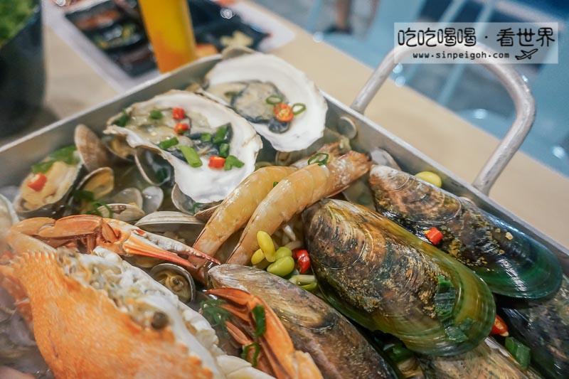 Omaya 海鮮拼盤