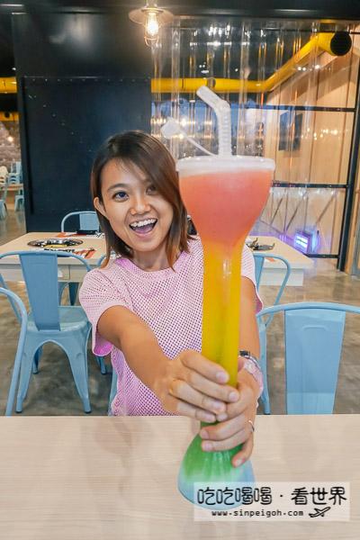 Omaya彩虹冰