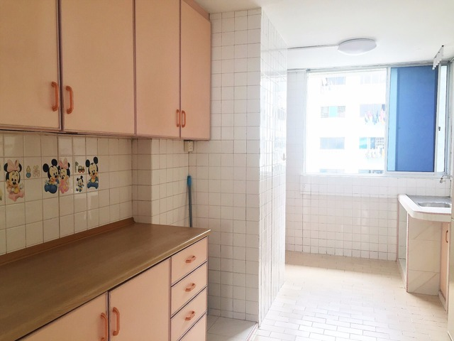 HDB for Sale 642 HOUGANG AVENUE 8