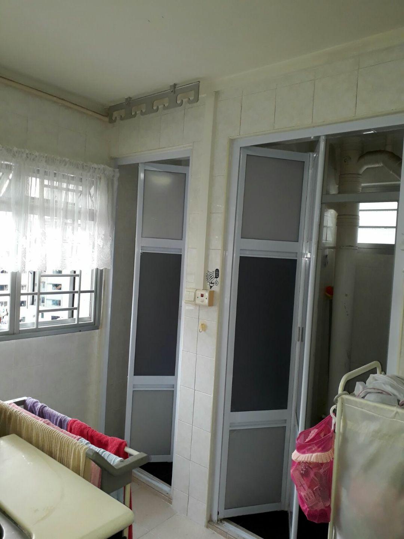 Hdb interior design in singapore 4 room flat at jurong east hwa li - Contact Khalid