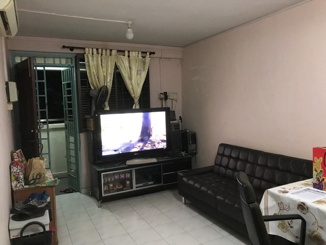 HDB for Sale 121 YUAN CHING ROAD