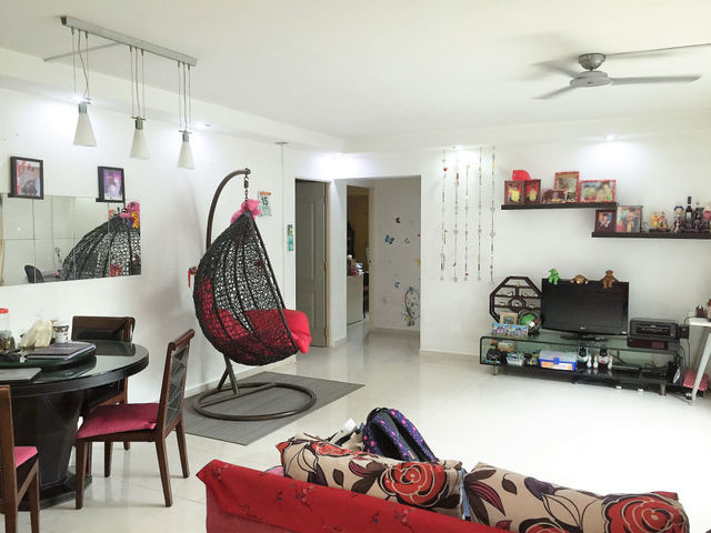 HDB for Sale 195 RIVERVALE DRIVE