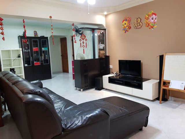 HDB for Rental 698A HOUGANG STREET 61
