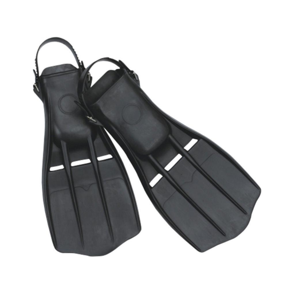 Open Heel Fins