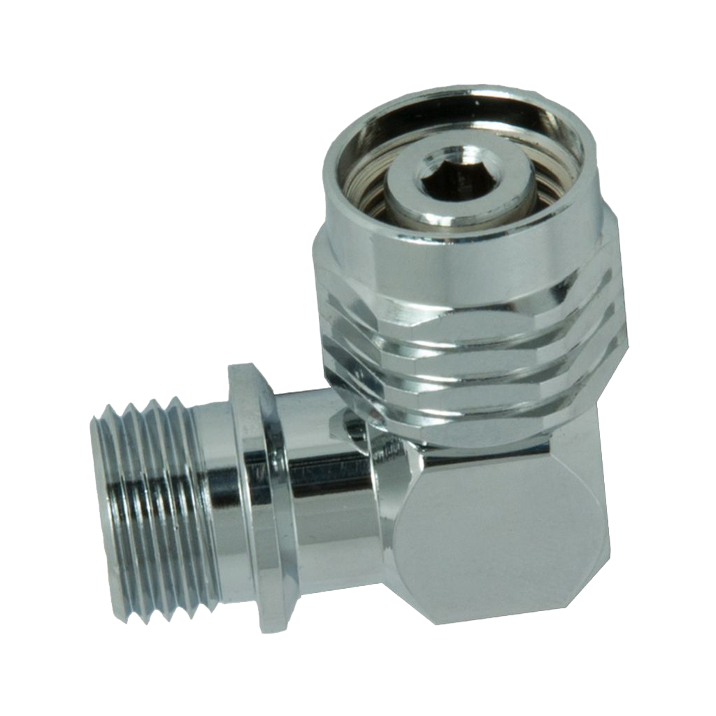 Tecline  90 degree fixed swivel adaptor for II-nd stage