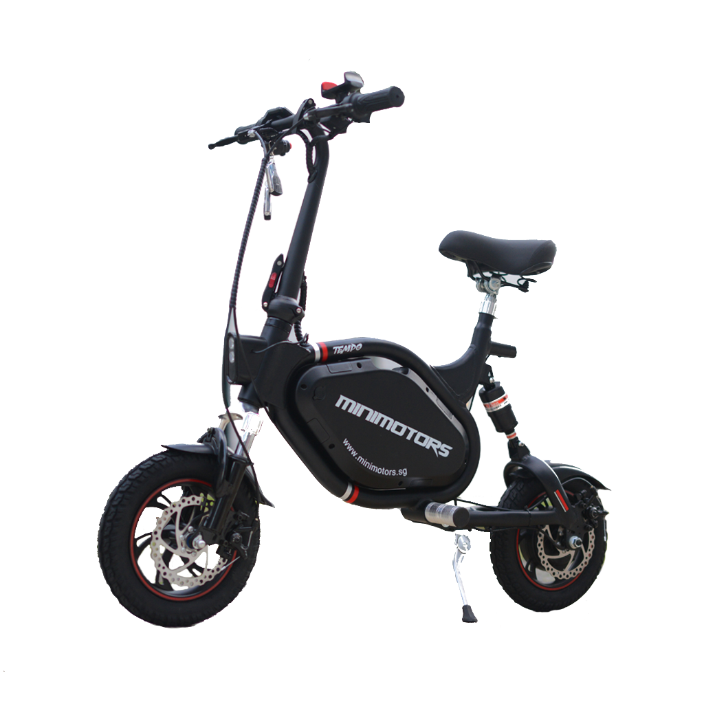 Minimotors Tempo V3 UL2272 Certified Electric Scooter